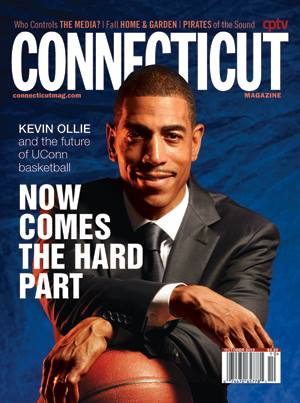 Connecticut Magazine October